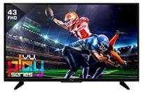 VU (43) 109 cm PopSmart Full HD LED TV 43BS112