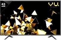VU (43) 109 cm Pixelight 4K HDR Smart LED TV 9043U