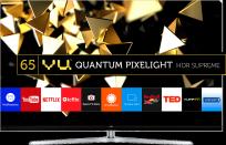 VU (65) 163 cm Quantum Pixelight 4K HDR SUPREME 65HQ137