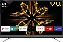 VU (43) 109 cm Android 4K UHD TV 43SU128
