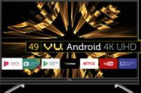 VU (49) 124 cm Android 4K UHD TV 49SU131