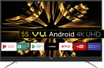 VU (55) 140 cm Android 4K UHD TV 55SU134